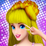 icon Talking Pretty Girl