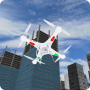 icon 3D Drone Flight Simulator Game