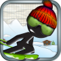 icon Stickman Ski Racer