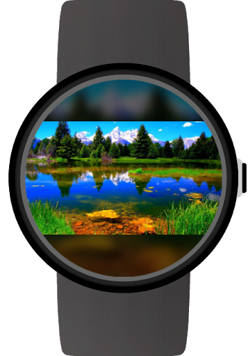 Galerie de photos pour Android Wear