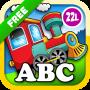 icon Preschool Learning Games Train