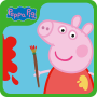 icon Peppa Pig: Paintbox