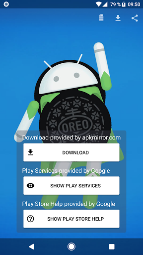 Version pour Play Store