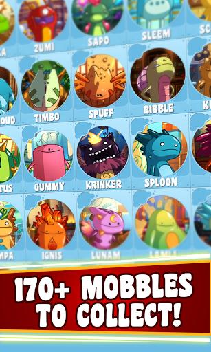 Mobbles, les monstres mobiles