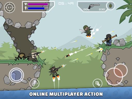 Doodle Army 2: Mini Milice