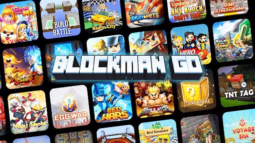 Blockman GO: Jeux multijoueurs