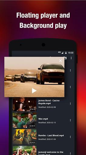 Lecteur vidéo Tous formats - Lecteur vidéo Full HD