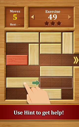Déplacez le bloc: Slide Puzzle