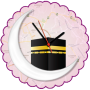 icon Qibla Map Finder, Prayer Times & Qibla Compass
