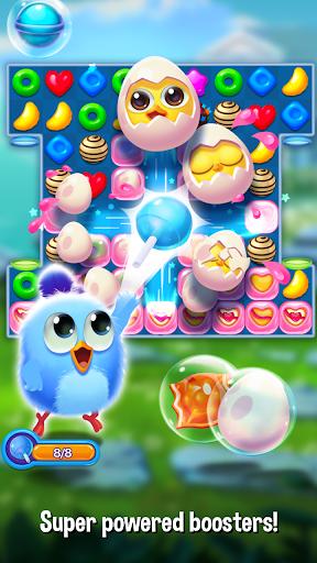 Bird Friends : Match 3 & Free Puzzle