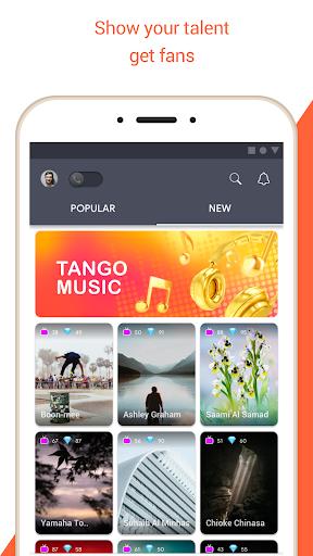 Tango - Appel vidéo gratuit et chat