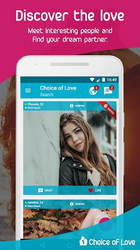 Rencontres gratuites ♥ Choice of Love