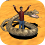 icon Snake Attack 3D Simulator