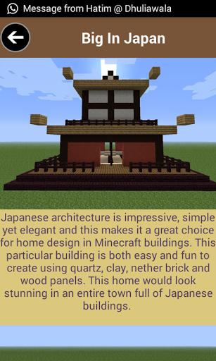 Guide de la maison: Minecraft Building