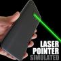 icon Laser Pointer Simulator