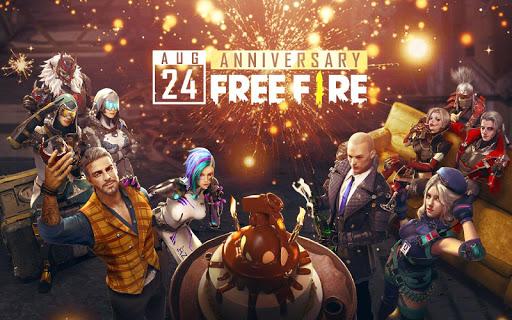 Free Fire - Champs de bataille