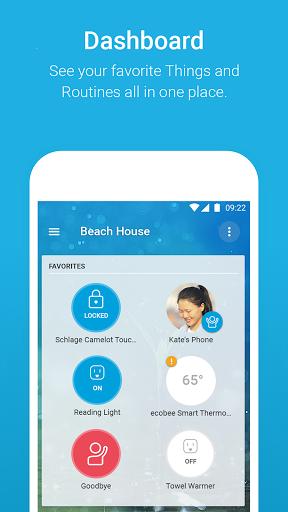 SmartThings Mobile