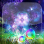 icon Fantasy Flowers Live Wallpaper