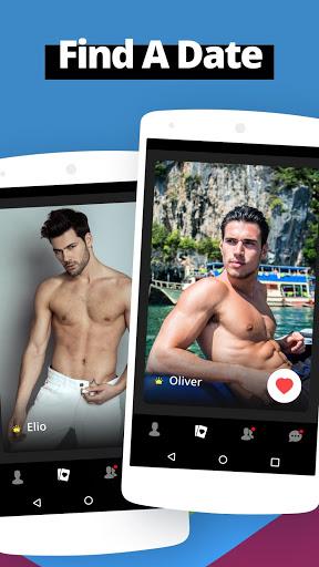 Partenaire: application de rencontres gay et chat en ligne pour les mecs chauds