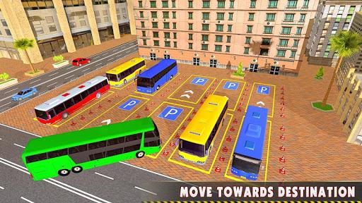 Bus moderne: Drive Parking 3D