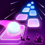icon Tiles Hop: EDM Rush!