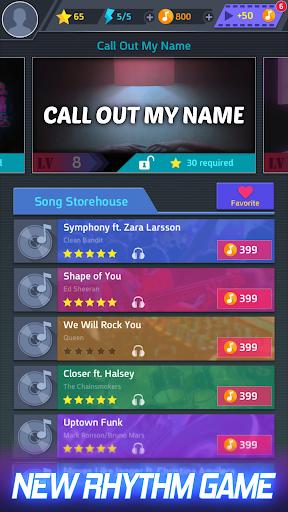 Appuyez sur Appuyez sur Musique-Pop chansons