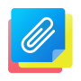 icon Floating Sticky Notes