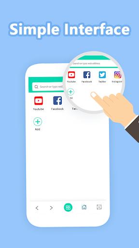 Navigateur Web pour Android